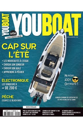 Youboat N°54 - Avril / Mai 2020
