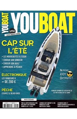 Abonnement Youboat - 6 Numéros