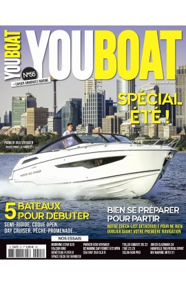 Youboat N°55 - Juin / Juillet 2020