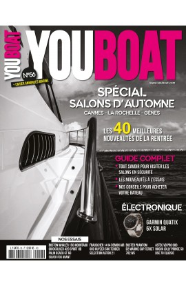 Youboat N°56 - Aout / Septembre 2020