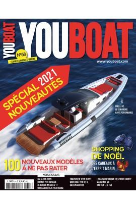 Youboat N°58 - Décembre/ Janvier 2021