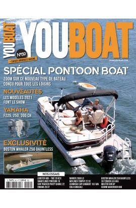 Youboat N°59 - Février /Mars 2021