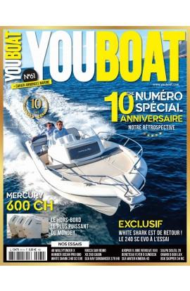 Youboat N°61 - Avril / Mai 2021