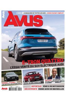 Avus n°52 - Juillet / Aout 2019