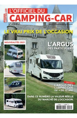Officiel du Camping-Car n°10 - 2020