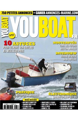 Youboat N°37 - Octobre 2017
