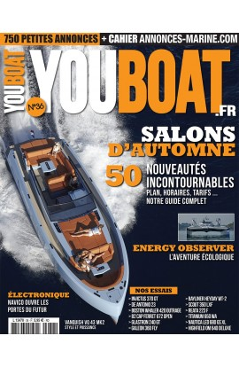 Youboat 36 Aout Septembre 2017