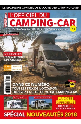 L'Officiel du Camping-Car n°1 - Oct/Nov/Dec 2017