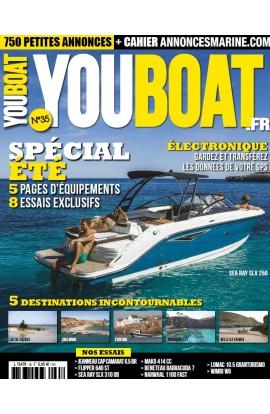 Youboat 35 Juin Juillet 2017
