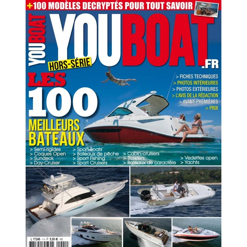 Youboat Hors Serie 2012