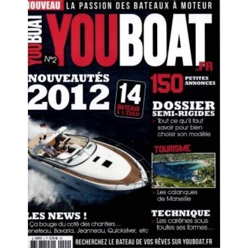 Youboat 2 Aout / Septembre 2011