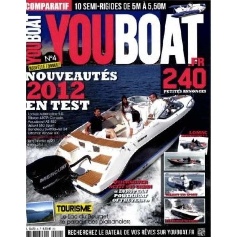 Youboat 4 Fev Mars 2012